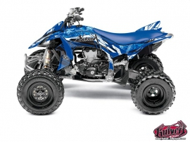 Graphic Kit ATV Spirit Yamaha 450 YFZ R Blue