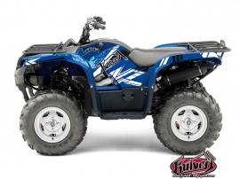 Yamaha 550-700 Grizzly ATV SPIRIT Graphic kit Blue
