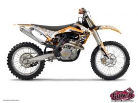 KTM 85 SX Dirt Bike SPIRIT Graphic kit