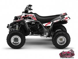Graphic Kit ATV Spirit Yamaha Banshee Red