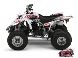 Yamaha Blaster ATV SPIRIT Graphic kit Red