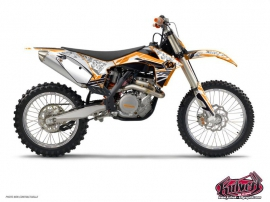 KTM EXC-EXCF Dirt Bike Spirit Graphic Kit