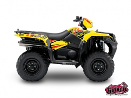 Graphic Kit ATV Spirit Suzuki King Quad 750