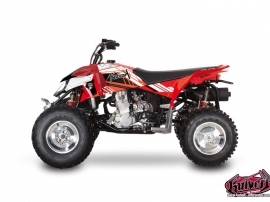 Polaris Outlaw 450 ATV SPIRIT Graphic kit