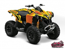 Can Am Renegade ATV SPIRIT Graphic kit
