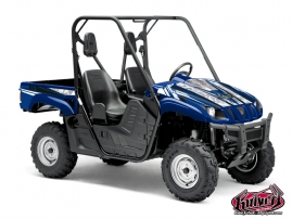 Yamaha Rhino UTV SPIRIT Graphic kit Blue