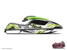 Graphic Kit Jet Ski Spirit Kawasaki SXR 800