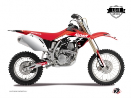 Graphic Kit Dirt Bike Stage Honda 125 CR Red LIGHT