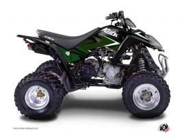 Kymco 250-300 MAXXER ATV Stage Graphic Kit Black Green