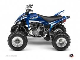 Yamaha 250 Raptor ATV STAGE Graphic kit Blue