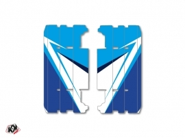 Graphic Kit Radiator guards Stage Yamaha 250 YZ 2015-2016 Blue
