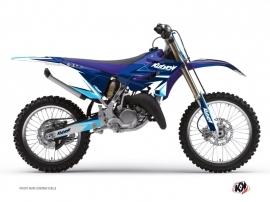 Graphic Kit Dirt Bike Stage Yamaha 250 YZ Blue