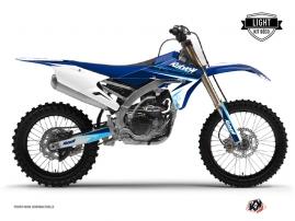 Graphic Kit Dirt Bike Stage Yamaha 250 YZF Blue LIGHT