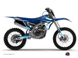 Graphic Kit Dirt Bike Stage Yamaha 250 YZF Blue