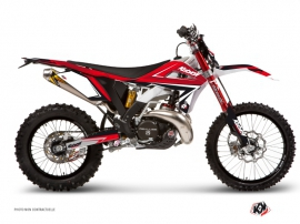 Graphic Kit Dirt Bike Stage Gasgas 300 EC F Red