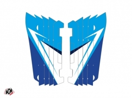 Graphic Kit Radiator guards Stage Yamaha 450 YZF 2014-2016 Blue