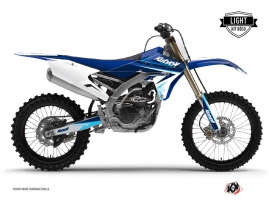 Graphic Kit Dirt Bike Stage Yamaha 450 YZF Blue LIGHT