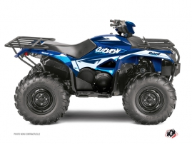 Yamaha 700-708 Kodiak ATV STAGE Graphic kit Blue