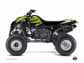 Kawasaki 700 KFX ATV STAGE Graphic kit Green