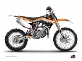 KTM 85 SX Dirt Bike STAGE Graphic kit Orange