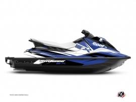 Graphic Kit Jet-Ski Stage Yamaha EX White Blue