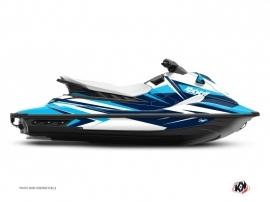 Graphic Kit Jet-Ski Stage Yamaha EX Blue