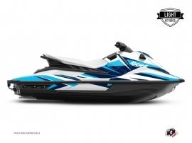 Graphic Kit Jet-Ski Stage Yamaha EX Blue LIGHT