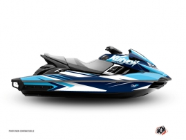 Graphic Kit Jet Ski Stage Yamaha FZR-FZS Blue