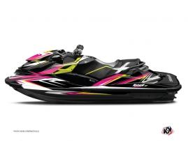 Graphic Kit Jet Ski Stage Seadoo GTR-GTI Pink