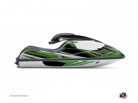 Graphic Kit Jet Ski Stage Kawasaki Jet X2 Green
