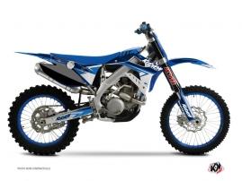 Graphic Kit Dirt Bike Stage TM MX 250 FI Blue