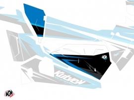 Graphic Kit Doors Origin Low Stage UTV Polaris RZR 900S/1000/Turbo 2015-2017 Blue