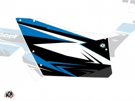 Graphic Kit Doors Origin Polaris Stage UTV Polaris RZR 570/800/900 2008-2014 Blue
