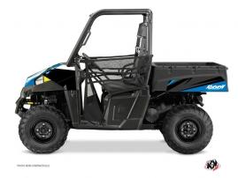 Polaris Ranger 570 UTV Stage Graphic Kit Blue