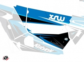 Graphic Kit Doors Standard XRW Stage UTV Polaris RZR 900S/1000/Turbo 2015-2017 Blue