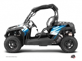 Graphic Kit UTV Stage CF Moto Z Force 1000 Blue