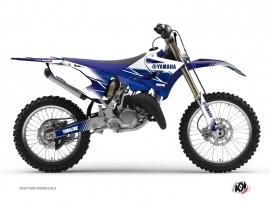 Graphic Kit Dirt Bike Stripe Yamaha 250 YZ Night Blue