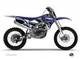Graphic Kit Dirt Bike Stripe Yamaha 250 YZF Blue