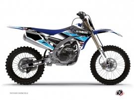 Graphic Kit Dirt Bike Stripe Yamaha 250 YZF Black