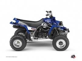 Graphic Kit ATV Stripe Yamaha Banshee Blue