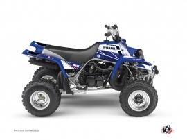 Graphic Kit ATV Stripe Yamaha Banshee Night Blue