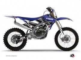 Graphic Kit Dirt Bike Stripe Yamaha 450 YZF Blue
