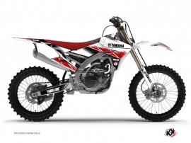 Graphic Kit Dirt Bike Stripe Yamaha 450 YZF Red