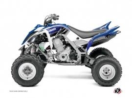 Graphic Kit ATV Stripe Yamaha 660 Raptor Blue