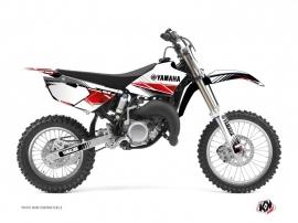 Yamaha 85 YZ Dirt Bike STRIPE Graphic kit Red