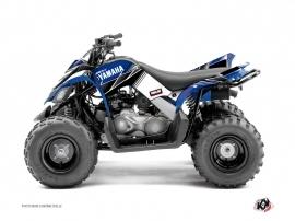 Graphic Kit ATV Stripe Yamaha 90 Raptor Blue