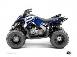 Graphic Kit ATV Stripe Yamaha 90 Raptor Night Blue
