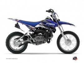 Graphic Kit Dirt Bike Stripe Yamaha TTR 110 Blue
