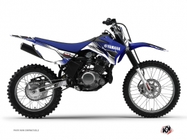 Graphic Kit Dirt Bike Stripe Yamaha TTR 125 Blue