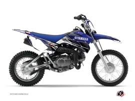 Yamaha TTR 90 Dirt Bike STRIPE Graphic kit Blue